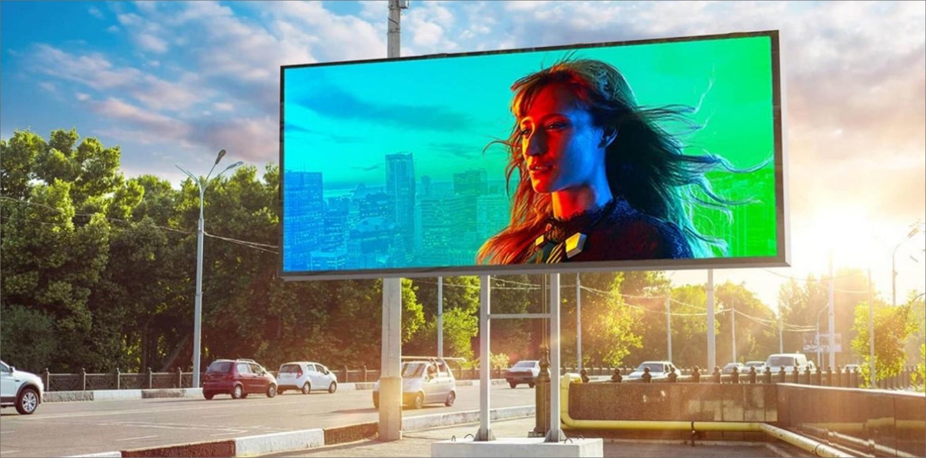 Aerosign - LED Advertising Heading - page v2